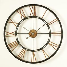 You'll love the Remus Wall Clock at Birch Lane - With Great Deals on all products and Free Shipping on most stuff, even the big stuff.