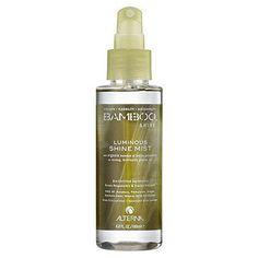 ALTERNA BAMBOO Luminous SHINE Mist  - Спрей Вуаль для сияния и блеска волос