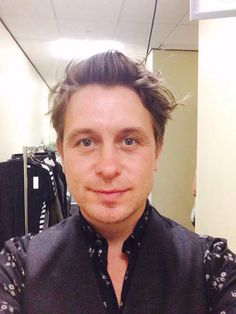 150623 @OfficialMarkO: In Birmingham early today to do some backstage filming..... See you out there later Love M.O X