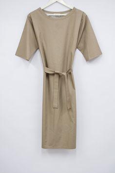 Dress Nishi in Cotton Poplin Colors – Akira Mushi