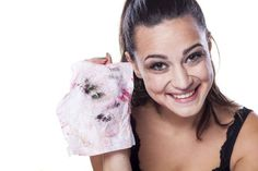 Baby wipes are great for taking off makeup. | 16 Baby Products That Are Amazing For Adults