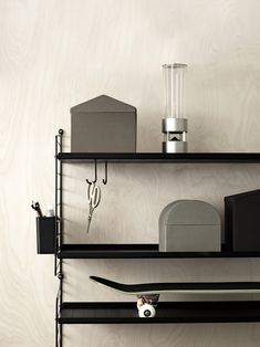 String System, Shelving Solutions, Furniture Inspiration, Floating Shelves, Photo Galleries, Kids Room, Organization, Home Decor, Spaces