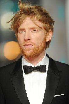 23 Photos That Prove You've Been Sleeping on Domhnall Gleeson This Whole Time Domhall Gleeson, Divas, Harry Potter, Celebrities Then And Now, Z Cam, Ginger Men, Ex Machina, Big Sean, Hollywood Actor