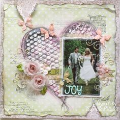 Joy **ScrapThat! May Guest Designer** by Gabrielle Pollacco @2peasinabucket