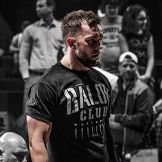 #BalorClub: the shirt that started it all. Go to #WWEShop for authentic @wwebalor #WWE gear. wwe.me/HUi1TX