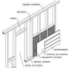 EDIFICATORIA: EDIFICIOS DE MADERA .- LOS DETALLES CONSTRUCTIVOS DE LAS CASAS DE ENTRAMADO PESADO DE MADERA