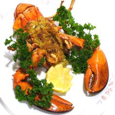 Easy Baked Stuffed Lobster Recipe