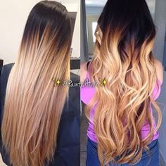 I like the length, the color, the long layers