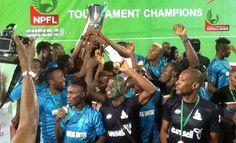 Rivers United, NPFL Super 4 Champions
