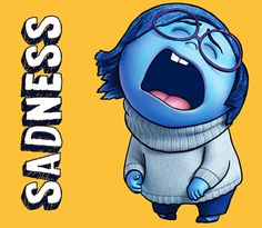 Learn how to draw Sadness from Inside out. Sadness is the blue character who cries a lot because she is so sad. She isn't too hard to draw. If you can draw basic shapes, letters, and numbers, my simple steps should be able to help you draw her. Have fun!