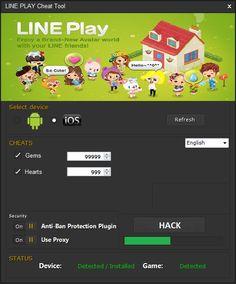 line play mod apk unlimited