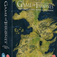 Game of Thrones – Season 1 – 2 – 3 Box Set [Blu-ray] [2014]