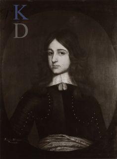 Portret van Hendrik van Brederode (1638-1657)