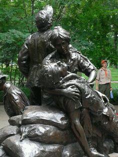 Nurses Memorial in Washinton DC
