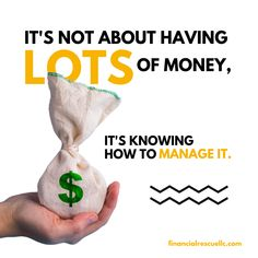 #quoteoftheday Financial Tips, Financial Literacy, Lots Of Money, Money Quotes, Quote Of The Day, Finance, Quotes About Money, Economics