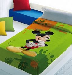 blanket Chic Disney Mickey