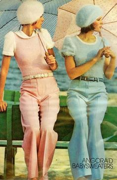 Mademoiselle magazine, October 1972. 60s And 70s Fashion, 70s Inspired Fashion, Seventies Fashion, Retro Fashion, Vintage Fashion, Asian Fashion, Style Fashion, Retro Mode, Mode Vintage