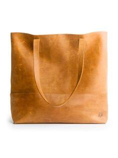 Mamuye Leather Tote - Love