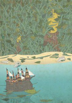 Pinto & Chinto. Los estrambóticos viajes de Gulliver | Los Cuentos de Bastian