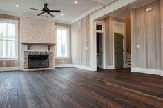 Floors, doors, and trim