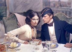 Gattopardo, Luchino Visconti.... Alain Delon& Claudia Cardinale