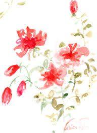 flor aquarela - Pesquisa Google                                                                                                                                                      Mais