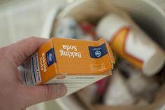 Votre boîte de bicarbonate de soude pourrait bien changer votre façon de faire le ménage
