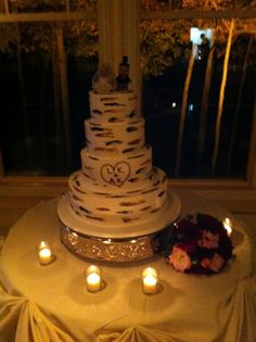 Wedding cake and decor ideas