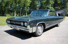 1964 Oldsmobile 98 four-door hardtop