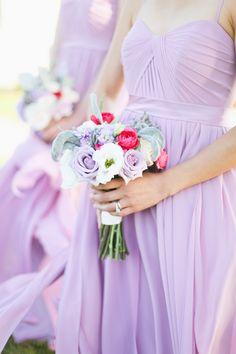 Beautiful Lavender Dresses! Find more inspiration here -> http://www.megweddingjewelry.com/  #megjewelry #wedding #2017 #bride #bridal #decor #inspiration #light #candle #reception #ceremony #design #ambiance #romantic #floral #bridesmaid #dress #Light #lavender