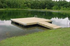 Floating Docks are affordable and easy to build with our dock kits.  Add other dock accessories - dock ladders, piling caps and more to compliment your dock for great waterfront living from Dock Accents!