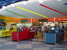 Intermission Food Court, All-Star Music Resort