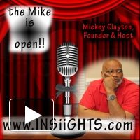 """The Coach"""" Mickey Clayton and Clayton Smith will discuss this week's hot topic Amateurism vs. Professionalism: the NCAA and paying athletes.  In addition, they will have a special interview with John Grant, from the 100 Black Men of Atlanta. Grant will talk about the upcoming Atlanta Classic, the history of the event and the connection to Project Success. @INSiiGHTS.Com"""