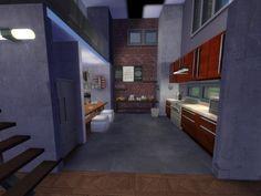 Small modern loft at Enure Sims
