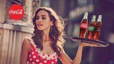 What Branding Experts Think About Coca-Cola's New Product-Centric Campaign Vintage Coca Cola, Coca Cola Light, Coca Cola Zero, Pepsi Cola, Coca Cola Commercial, Coca Cola Poster, Coke Ad, Coca Cola Bottles, Portrait