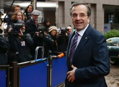 Samaras Says That Greece Will Be Stronger Than Ever In Just A Few Years ~ HellasFrappe