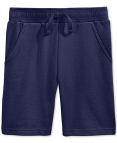 Epic Threads Boys Shorts, Toddler & Little Boys (2T-7), Only at Macy's  - Black 5