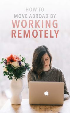 How to move abroad by working remotely : Move abroad to Europe, Asia, or South America by getting a remote-friendly job. Residency rules and remote jobs websites you need to get started! Travel Jobs, Work Travel, Travel Hacks, Travel Careers, Kanban Board, Cv Website, Moving Overseas, Work Overseas, Overseas Jobs
