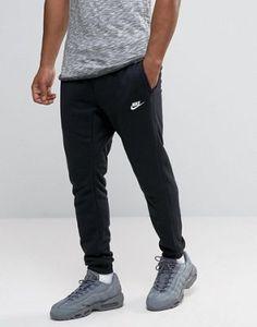 809cbd4b8b1af Nike Skinny Joggers In Black 804465-010 Nike Skinny Joggers, Black Joggers,  Mens
