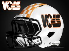 Charles Sollars Concepts @Charles Sollars http://www.charlessollarsconcepts.com/tennessee-vols-concepts-helmets/ #vols #SEC