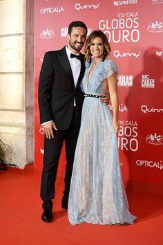 Diana Chaves, Globos de Ouro 2017  Portugal Dress Skirt, Lace Dress, Dress Up, Vestidos Fashion, Fashion Dresses, Event Dresses, Formal Dresses, Wedding Dresses, Fairytale Dress