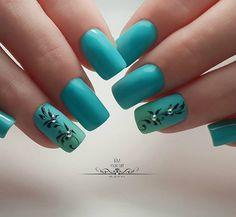Маникюр   Дизайн ногтей Nail Designs 2017, Creative Nail Designs, Diy Nail Designs, Colorful Nail Designs, Creative Nails, Acrylic Nail Designs, Acrylic Nails, Joy Nails, Beauty Nails