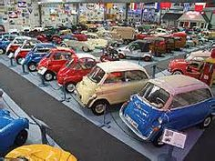 Awesome micro car museum