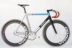 The 8055 Track — Ritte Cycles