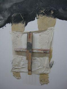 ' Les jambes ' par Antoni Tapies au centre Pompidou - Le blog de cbx41