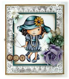 La-La Land Crafts Blog: Inspiration Monday~~Frame It!