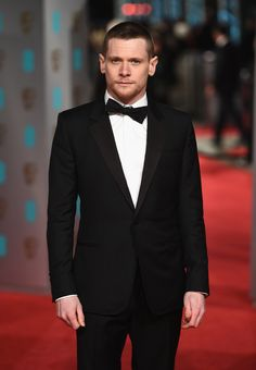 Jack O'Connell aux BAFTAs 2016