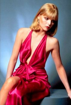 Michelle Pfeiffer from Scarface. Perfect. Perfect. Perfect.