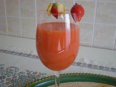 La cucina degli Angeli: Frullato di frutta e verdura senza zucchero