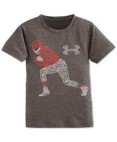 Under Armour Little Boys' Graphic-Print T-Shirt | macys.com